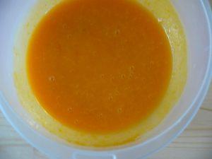 narancsos golyó sütőtökös narancs